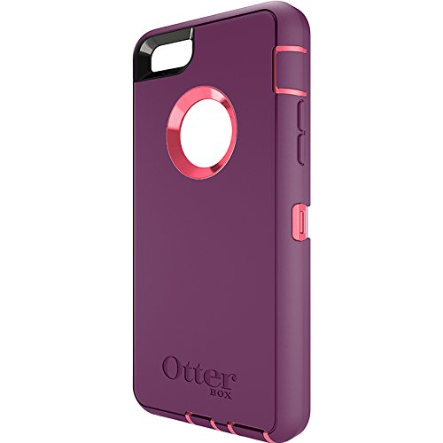 sports shoes feda4 36f32 OtterBox Defender Series Case for iPhone 6 - Crushed Damson Purple/Pink