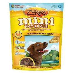 Zuke's Multi Vitamin Mini Roasted Chicken Tart - 6Oz