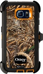 Otterbox Defender Case For Galaxy S6: Realtree Max 5 Hd