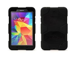 Griffin SURVIVOR, GALAXY TAB4 8.0-BLK,BLK,BLK (GB39914)