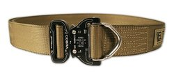 Elite Survival Systems Cobra Rigger's Belt With D Ring Buckle (coyote Tan, Small)