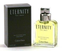 Eternity Men By Calvin Klein EDT Spray 3.4 oz