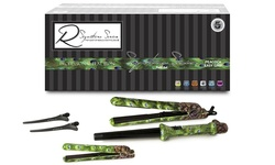 Royale Ultimate Professional Hair Stylers Full Set - Peacock