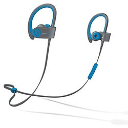 Beats by Dre Powerbeats2 Wireless In-Ear Headphones - Flash Blue