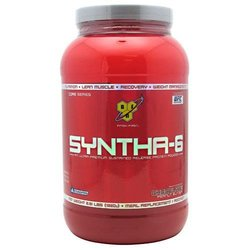 Syntha-6 Ultra-premium Lean Muscle Protein: Chocolate Peanut Butter