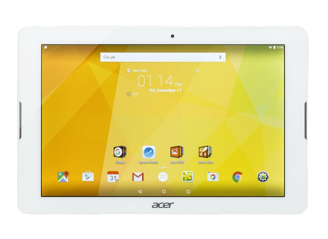 "Acer Iconia One 10 10.1"" Tablet 16GB"