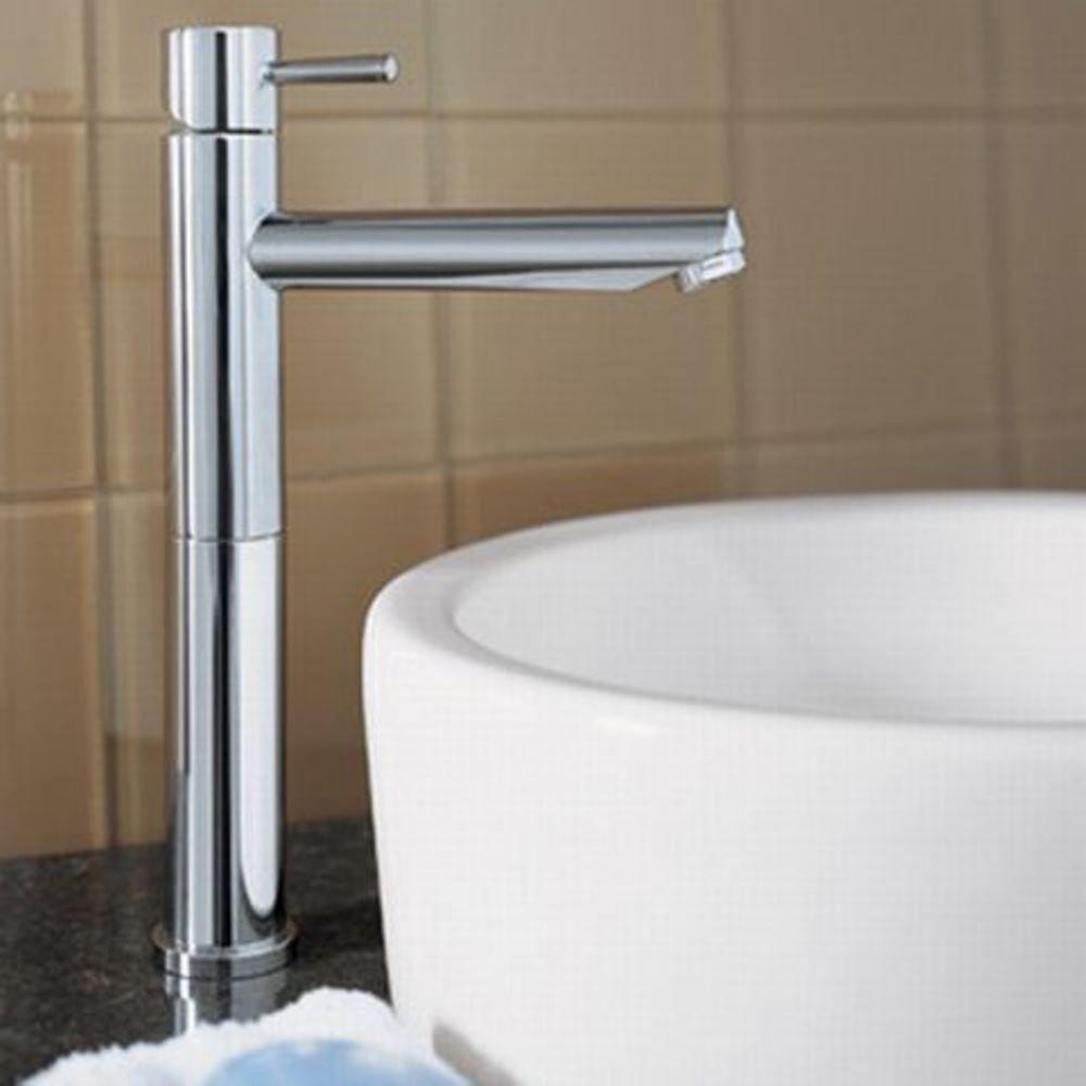 AS Serin Single Hole Single Handle High-Arc Bath Faucet - Polished ...