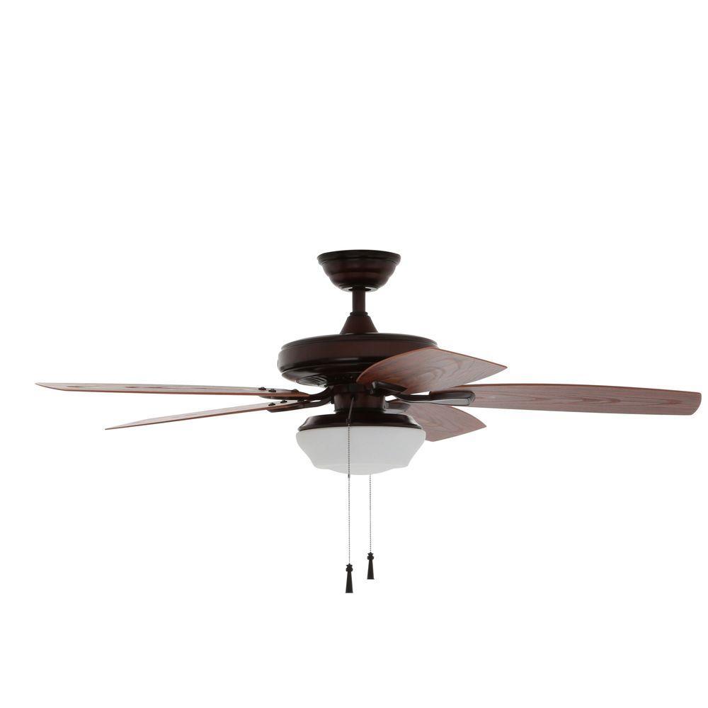 Hampton Bay Yg188 Wb Gazebo Ii 52 Quot Weathered Bronze Ceiling Fan Check Back Soon Blinq