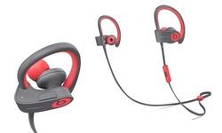 Powerbeats2 Wireless In-Ear Headphone - Siren Red