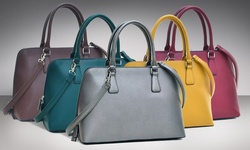 Dasein Handbag Diron Nathaniel Handbag - Teal - Size: One