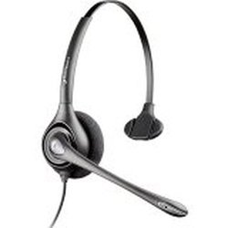 Plantronics SupraPlus HAC Telecoil Compatible Headset - Black (87128-01)