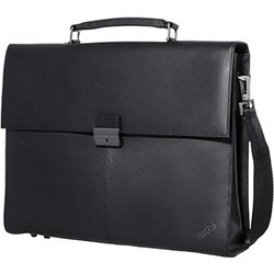 Lenovo ThinkPad Executive Leather Case for 14.1 Notebooks - Black