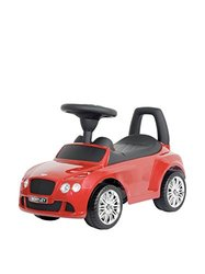 Best Ride On Cars Bentley Push Car - Red
