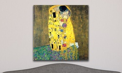"Prestige Art Gustav Klimt ""Beech Grove & Print Only"" Canvas Wall Art"