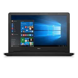 "Dell Inspiron 15.6"" Laptop 1.6GHz 4GB 500GB Windows 10 (i3552-4041BLK)"