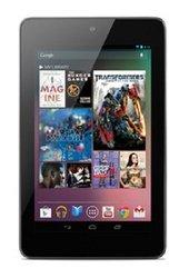 """Asus Google Nexus 7 7"""" Tablet 16GB - Black"""
