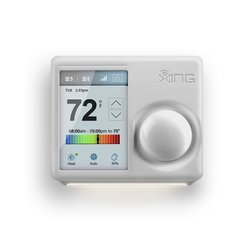 Xing Wifi Programmable Thermostat - White (TJ-610)