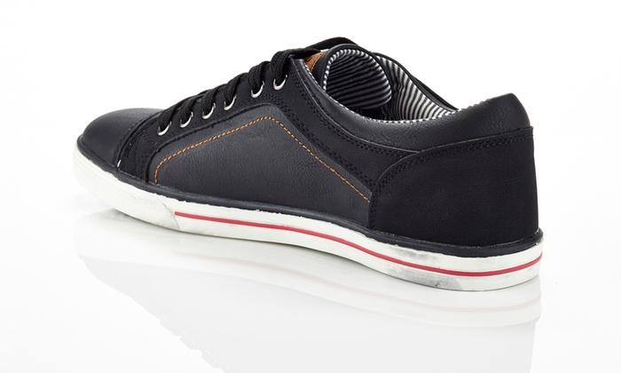 Marco Vitale Men's Casual Shoes - Black