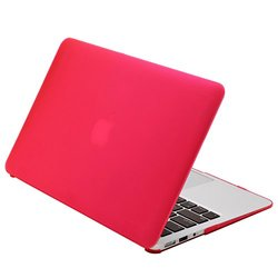 Aduro Softtouch Cover: Macbook Air 11/pink