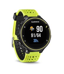Forerunner 230 Gps Running Watch: Force Yellow