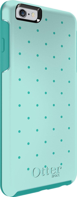 otterbox symmetry case for iphone 6 plus 6s plus aqua dot 77 51485 check back soon blinq. Black Bedroom Furniture Sets. Home Design Ideas