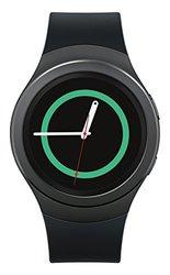 Samsung Gear S2 Smart Watch - Dark Gray (SM-R7200ZKAXAR)