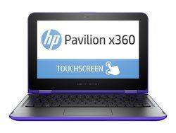"HP Pavilion X360 11.6"" Laptop 1.60GHz 4GB 500GB Windows 10 (N5R14UA#ABA)"