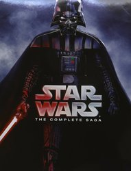 20th Century Fox Star Wars The Complete Saga Blu-Ray - Episodes I-VI 182069