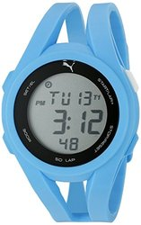 Puma Sport Watch: Pu911131004-grey-blue Dial