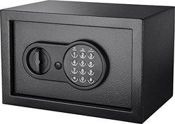 Barska Compact Keypad Safe 2 Solid Steel 3/4 Inch Bolts