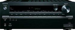 Onkyo TX-NR646 A/V Receiver 7.2 Channel Multizone 0.1% THD - Black