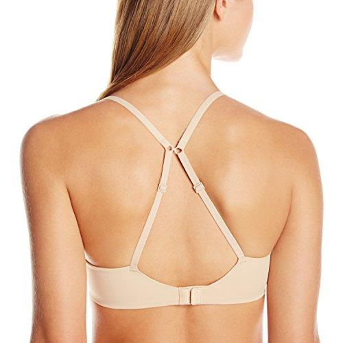 da21a5e0c1 ... Calvin Klein Women s Perfectly Fit Wirefree T-Shirt Bra - Bare Size  ...