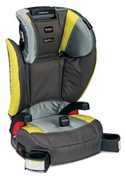 Britax Parkway SGL Belt-Positioning Booster Car Seat - Scout Limeade