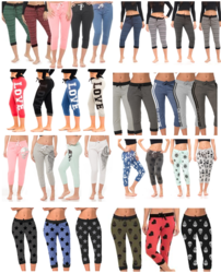 Women's Joggers Mystery Deal - Assorted - Size: 3X - 5 Pack