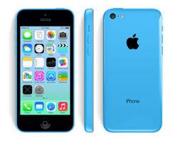 Unlocked Apple iPhone 5C 16GB Smartphone iOS 7 - Blue (MF094B/A-RB)