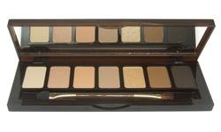 W7 Nude Bronze Queen Eyeshadow Palette Matte Shimmer Natural Shades