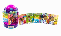 Parragon Disney Doc McStuffins Sweet Dreams Library Carousel - Hardcover