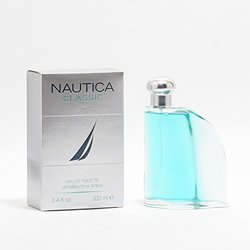 Eau De Toilette For Men: Nautica Classic/ 3.4 Oz