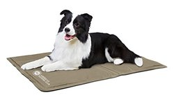 American Kennel Club AKC 612-Tan Pet Cooling Mat