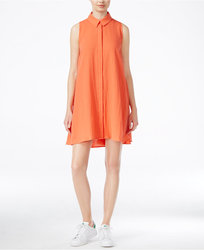 Rachel Roy Women's Shift Shirtdress - Poppy - Size: XS