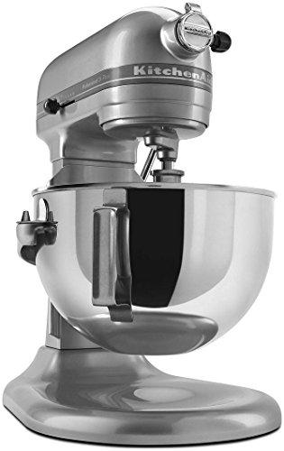 Kitchen Aid 5 Quart Professional Stand Mixer Silver