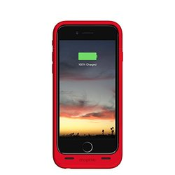 mophie iPhone 6 Juice Pack Air Battery Case Red