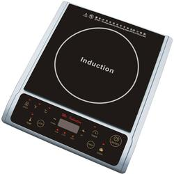 SPT 1300Watt Countertop Induction Cooktop - Silver (SR-964TS)