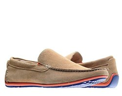 Joseph Abboud Men's Justin Loafers - Sand Suede - Size: 9.5