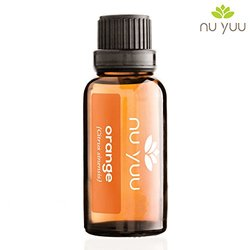 Nu Yuu Wild Orange Therapeutic Grade Essential Oil, 30 mL