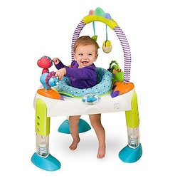 Evenflo ExerSaucer - Fast Fold Dino Activity Learning Center