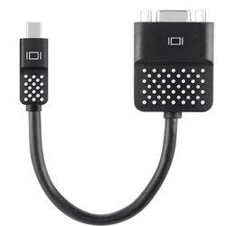 Belkin Mini DisplayPort to VGA M F Adapter, Black