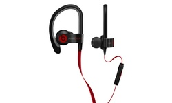 Beats by Dr Dre Powerbeats2 Wired Earbuds - Black (MH762AM/A)