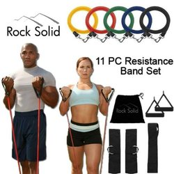 Rock Solid Whole-Body Vibration Fitness Machine 844155