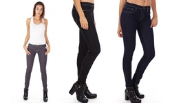 Ladies Denim Pants (3-pack): Size 3